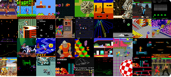 Relive Thousands Of Classic Arcade Games And Mame Roms At