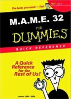 MAME32 4 Dummies